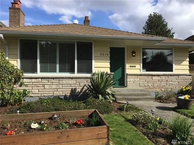 3610 29th Ave W, Seattle, WA 98199 (#1586652) :: Ben Kinney Real Estate Team