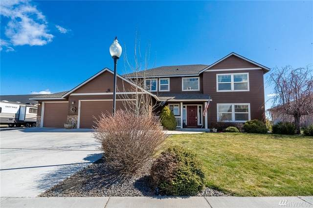 137 NE I.3 Rd, Moses Lake, WA 98837 (#1586708) :: The Kendra Todd Group at Keller Williams
