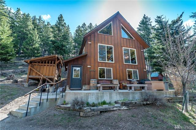1550 Emerick Rd, Cle Elum, WA 98922 (MLS #1586746) :: Nick McLean Real Estate Group