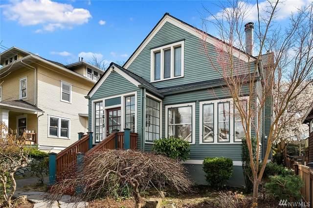 1615 N 49th St, Seattle, WA 98103 (#1586935) :: Pickett Street Properties