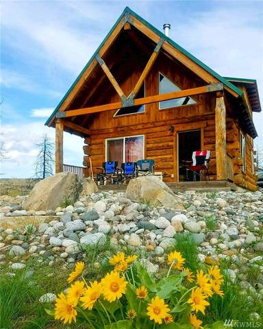 98 High Ranch Rd, Methow, WA 98834 (#1587027) :: The Shiflett Group