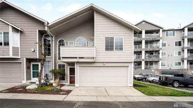 1307 38th St #6, Everett, WA 98201 (#1587033) :: Hauer Home Team