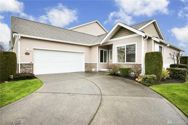 1301 67th St SE 23C, Auburn, WA 98092 (#1587125) :: The Shiflett Group