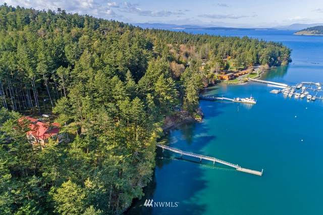 144 Old Indian Trail, San Juan Island, WA 98250 (MLS #1587145) :: Community Real Estate Group