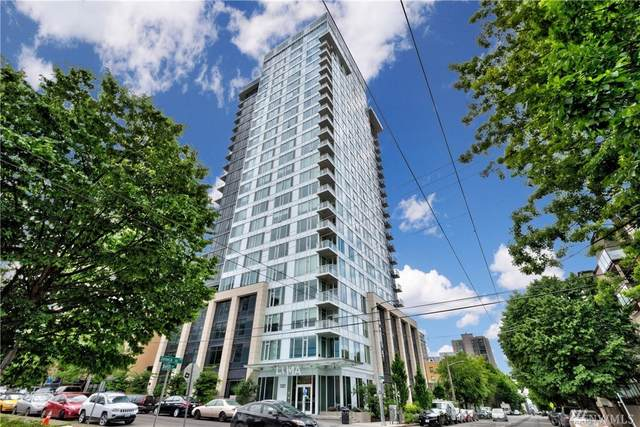 1321 Seneca St #1001, Seattle, WA 98101 (#1587197) :: Real Estate Solutions Group