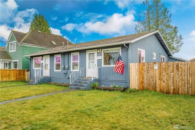 5814-5816 S Warner St, Tacoma, WA 98409 (#1587234) :: Costello Team