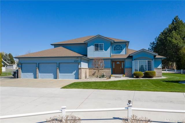 4727 Bluff Dr NE, Moses Lake, WA 98837 (#1587415) :: Real Estate Solutions Group