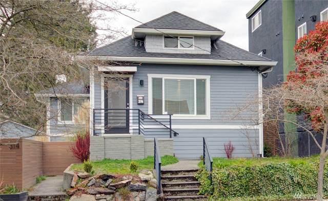 314 NW 80th St, Seattle, WA 98117 (#1587438) :: Ben Kinney Real Estate Team