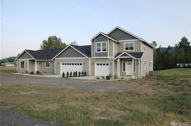 400 Deer Meadow Dr, Cle Elum, WA 98922 (#1587523) :: Ben Kinney Real Estate Team