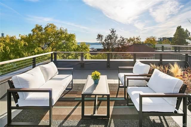 303 Lee St, Seattle, WA 98109 (#1587568) :: Ben Kinney Real Estate Team