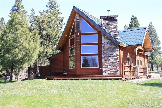 203 Markovich Rd, Cle Elum, WA 98922 (MLS #1587588) :: Nick McLean Real Estate Group