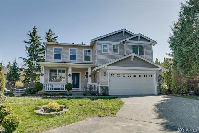 6722 129th Place SE, Snohomish, WA 98296 (#1587678) :: Real Estate Solutions Group