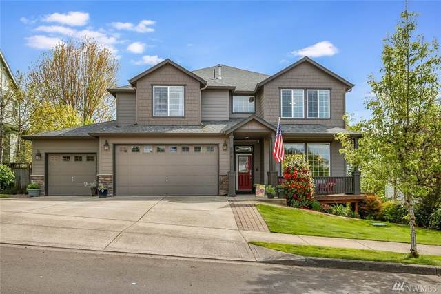 806 NE 38th Ave, Camas, WA 98607 (#1587712) :: Ben Kinney Real Estate Team