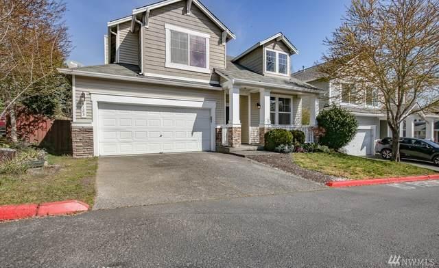 4123 S 220th Place #25, Kent, WA 98032 (#1587752) :: NW Homeseekers