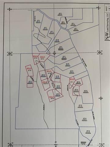 9-XX Whiskey Mountain Lot 9, Tonasket, WA 98855 (#1587774) :: Real Estate Solutions Group