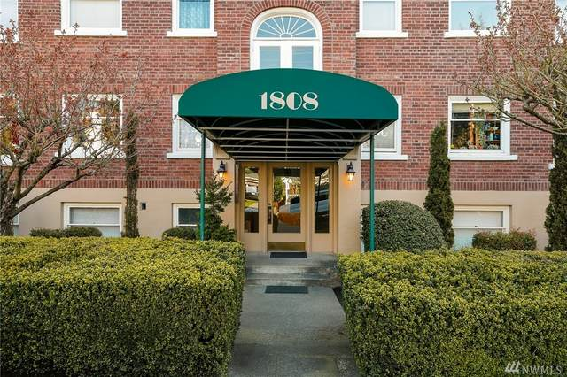 1808 Bigelow Ave N B202, Seattle, WA 98109 (#1587782) :: Real Estate Solutions Group