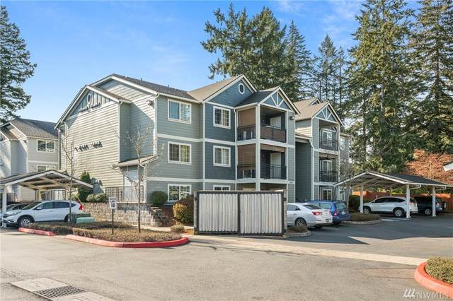1407 SW Evergreen Park Dr #204, Olympia, WA 98502 (#1587867) :: Pacific Partners @ Greene Realty