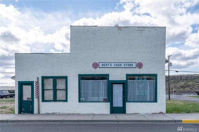 214 N Railroad Ave, Wilson Creek, WA 98860 (#1587881) :: Ben Kinney Real Estate Team