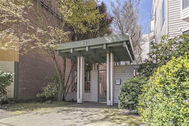 211 Summit Ave E S217, Seattle, WA 98102 (#1588090) :: Becky Barrick & Associates, Keller Williams Realty