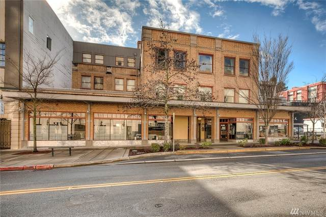 744 Market St 101&2, Tacoma, WA 98402 (#1588182) :: Pacific Partners @ Greene Realty