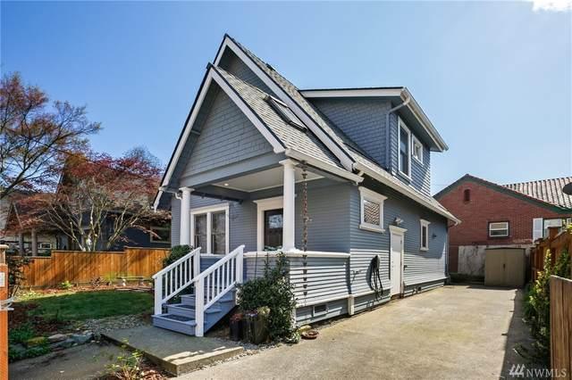 2207 E Olive St, Seattle, WA 98122 (#1588191) :: Ben Kinney Real Estate Team