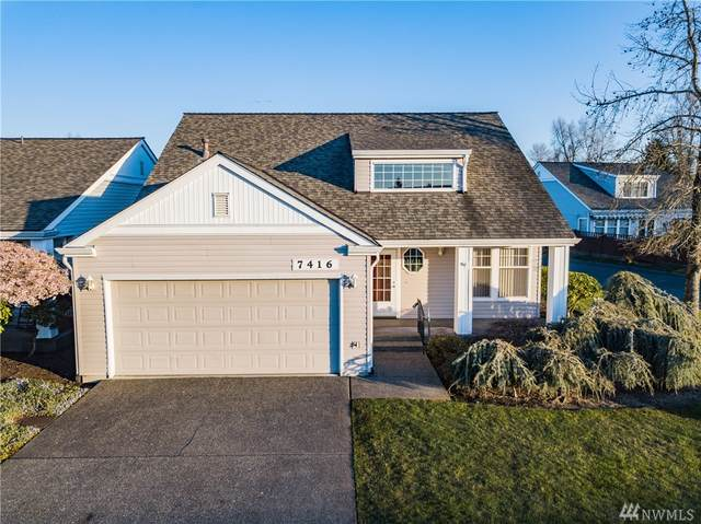 7416 144th Ave E, Sumner, WA 98390 (#1588238) :: Pacific Partners @ Greene Realty