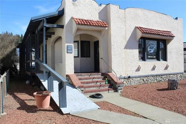 311 E 1st St, Cle Elum, WA 98922 (MLS #1588256) :: Nick McLean Real Estate Group
