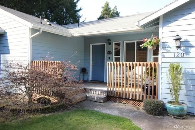 120 E Bald Eagle Dr, Shelton, WA 98584 (#1588532) :: Real Estate Solutions Group