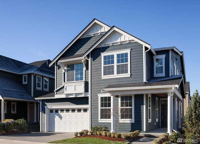 3166 SE 13th Place #19, North Bend, WA 98045 (#1589009) :: The Torset Group