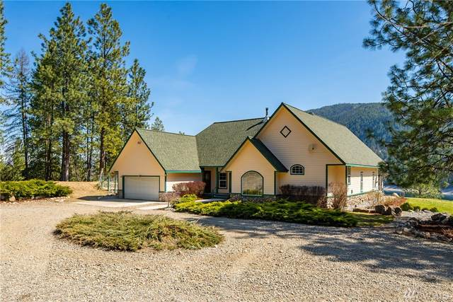 3293 China Bend Road, Kettle Falls, WA 99141 (#1589211) :: NextHome South Sound