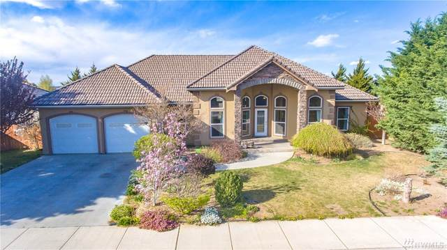 727 SW L St, Quincy, WA 98848 (MLS #1589576) :: Nick McLean Real Estate Group