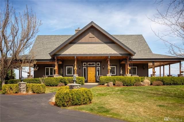 10215 N Doak Rd, Spokane, WA 99217 (#1589690) :: Real Estate Solutions Group