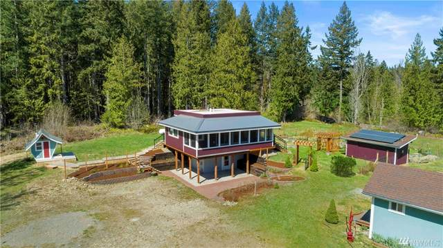 22305 Bald Hill Rd SE, Yelm, WA 98597 (#1589959) :: NW Homeseekers