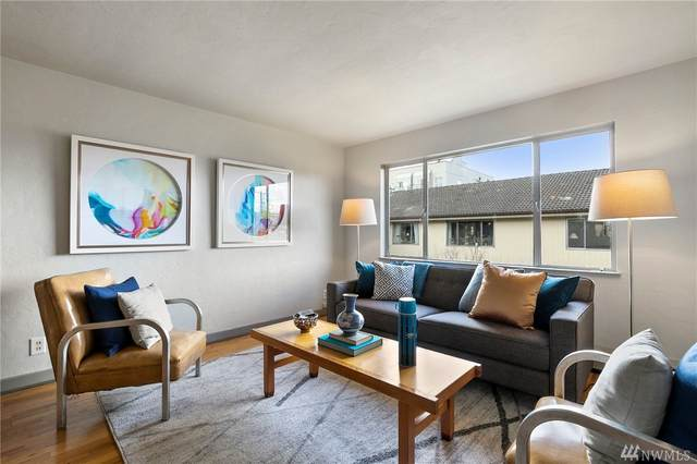 509 E Harrison St A, Seattle, WA 98102 (#1590210) :: Real Estate Solutions Group