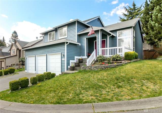 20507 122nd Place SE, Kent, WA 98031 (#1590360) :: Real Estate Solutions Group