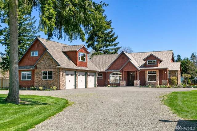 12119 275th Ave E, Buckley, WA 98321 (#1590753) :: Real Estate Solutions Group