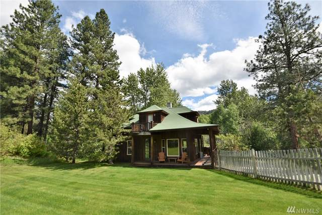 18209 Highway 20, Winthrop, WA 98862 (#1590849) :: Pacific Partners @ Greene Realty