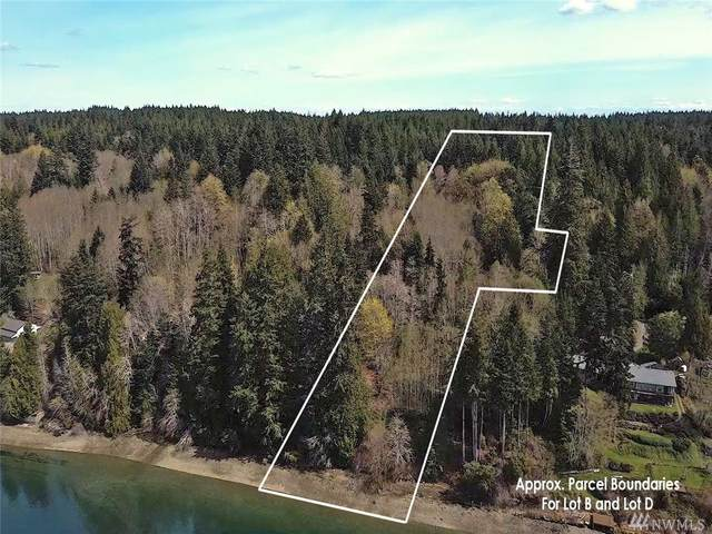 0-Lot B&D N Island Rd, Shelton, WA 98584 (#1590942) :: Keller Williams Realty