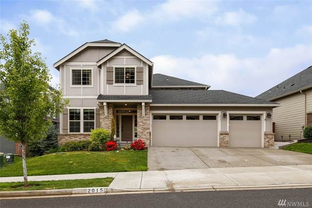 2015 NW 42nd Ave, Camas, WA 98607 (#1591618) :: Ben Kinney Real Estate Team