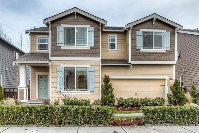 2905 14th Ave NW #15, Puyallup, WA 98371 (#1591800) :: Real Estate Solutions Group