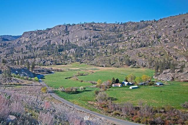 322 North End Omak Lake Road, Omak, WA 98841 (#1591872) :: Better Properties Real Estate