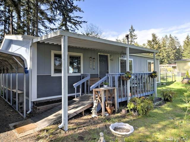 40 E Hickory Court, Shelton, WA 98584 (#1591920) :: Better Properties Lacey