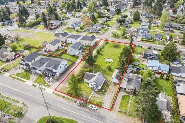 1330 E 64th St, Tacoma, WA 98404 (#1592366) :: Keller Williams Realty