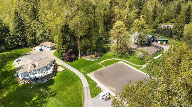 22424 149th Ave SE, Snohomish, WA 98296 (#1592393) :: Real Estate Solutions Group