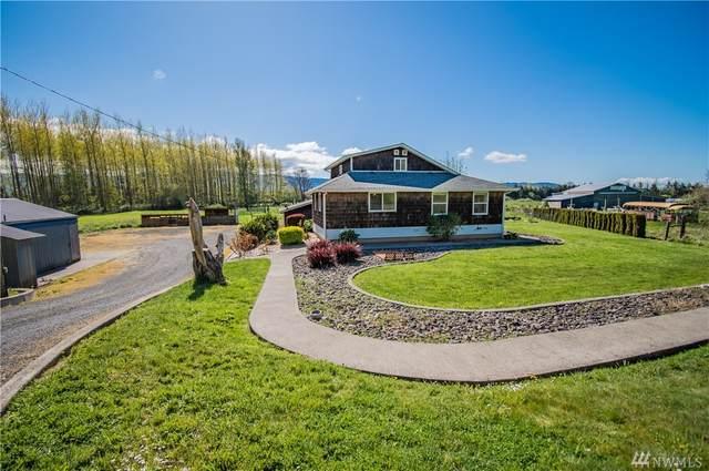 338 E Birnie Slough Rd, Cathlamet, WA 98612 (#1592555) :: Ben Kinney Real Estate Team