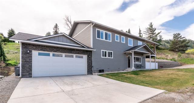 205 Skyline Dr, Cashmere, WA 98815 (#1592579) :: The Kendra Todd Group at Keller Williams