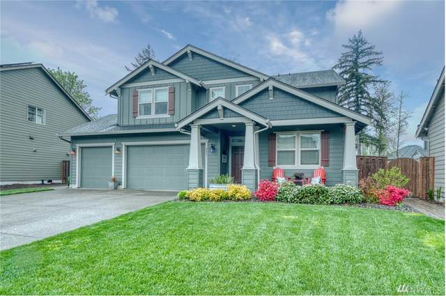 2443 NE Verbena Lane, Camas, WA 98607 (#1592750) :: Ben Kinney Real Estate Team