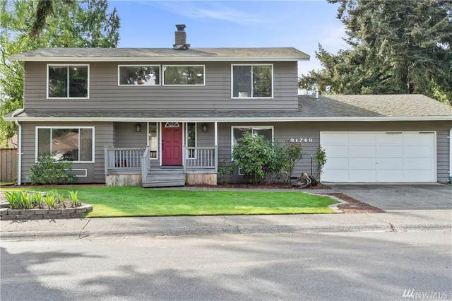 31749 SW 42nd Ave SW, Federal Way, WA 98023 (#1593392) :: Beach & Blvd Real Estate Group