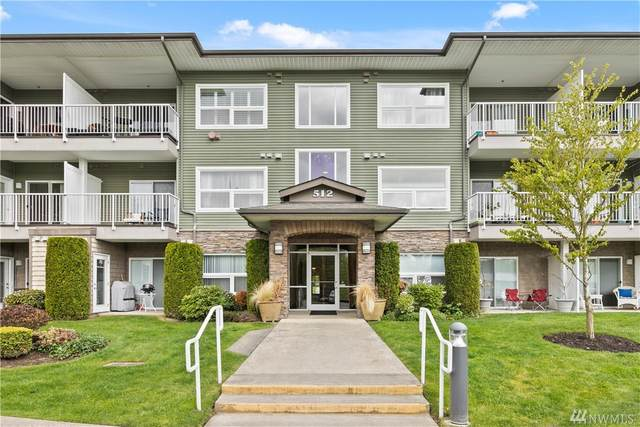 512 Darby Dr #211, Bellingham, WA 98226 (#1593555) :: The Kendra Todd Group at Keller Williams