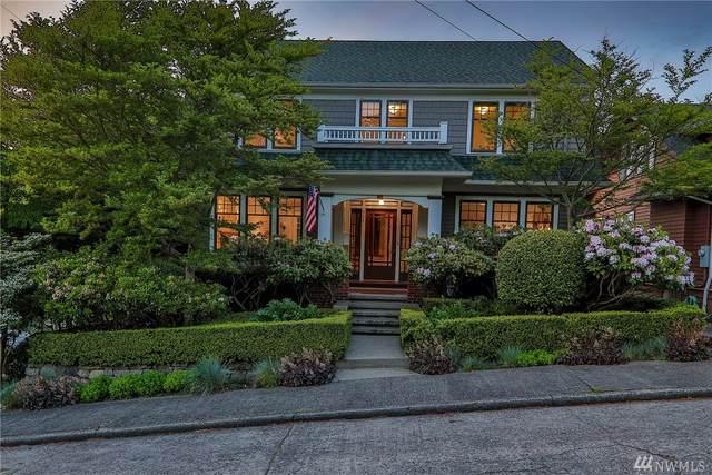352 Wheeler St, Seattle, WA 98109 (#1593694) :: The Torset Group